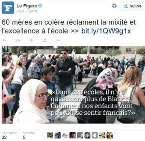 Fatma dénonce le grand remplacement