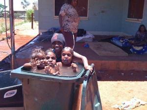 piscine africaine