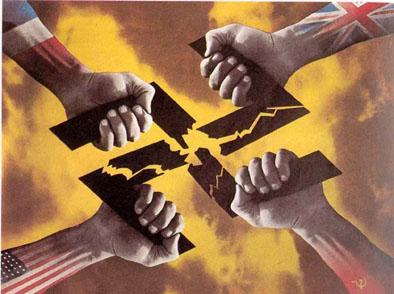 Affiche US 1945