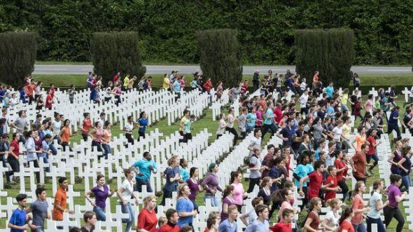 Douaumont Verdun Affront 2016