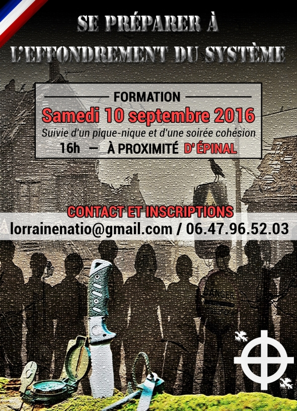Formation Septembre 20162
